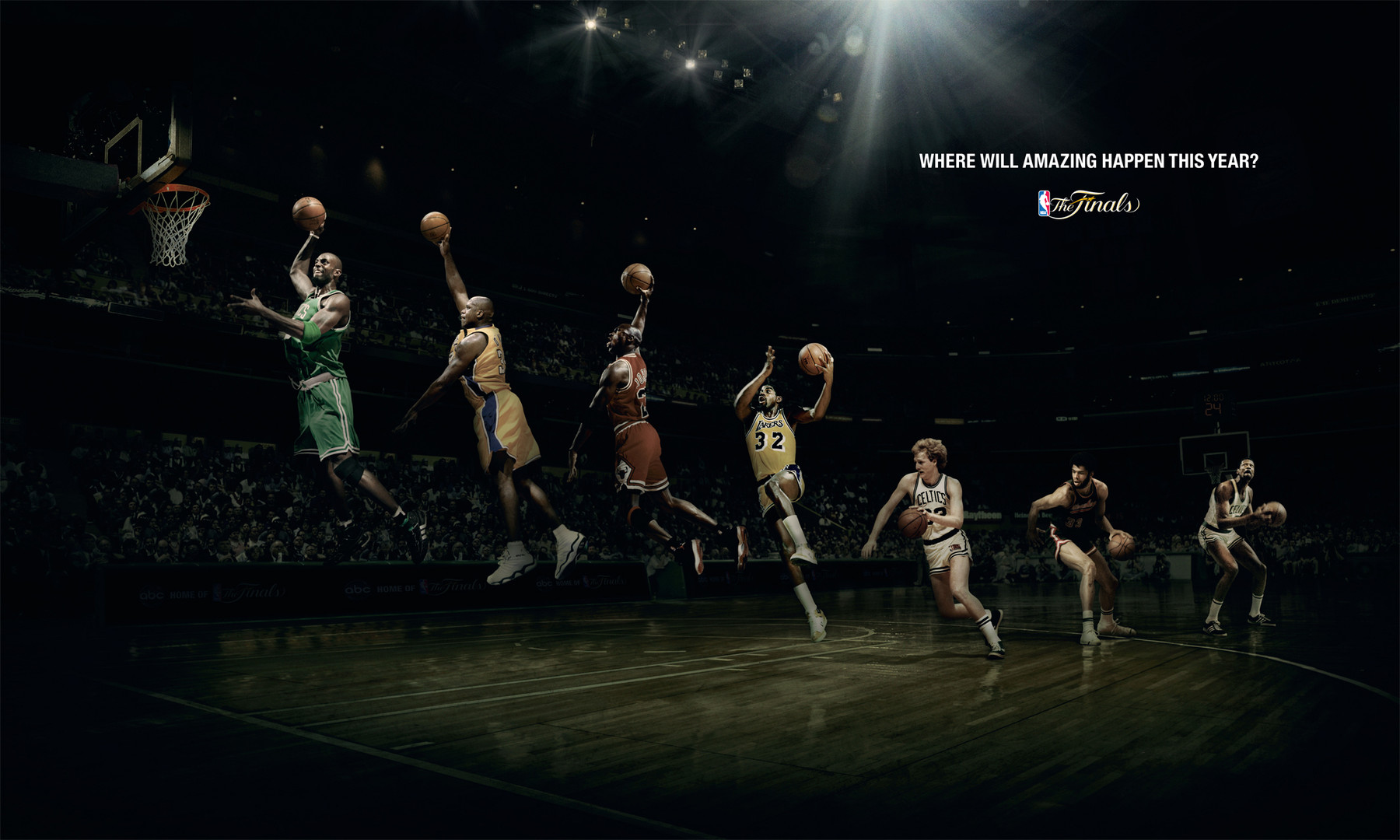 NBA: The Finals | Moinid