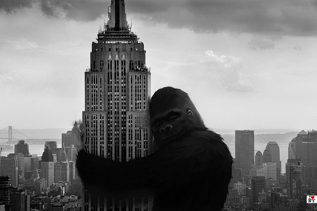 I love New York: King Kong