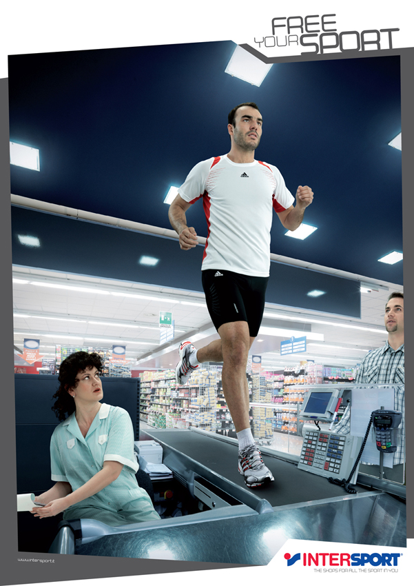 Intersport - Free Your Sport - Running