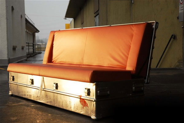 Sofa Box by John Hofgartner