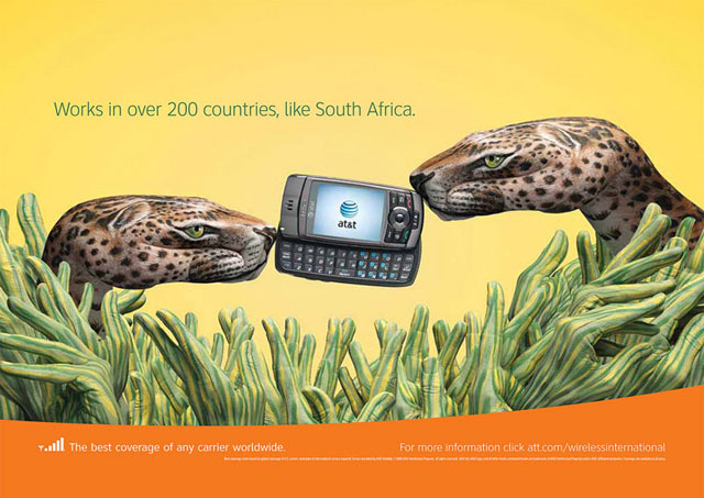AT&T: Hand Art (Africa)