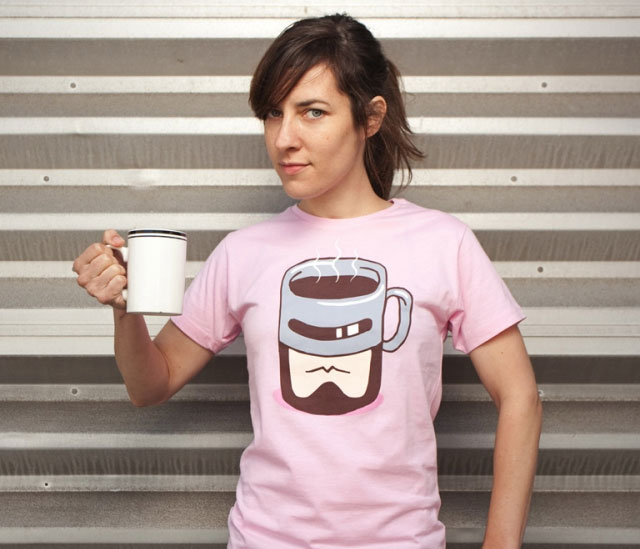 Robocup T-Shirt: Girl