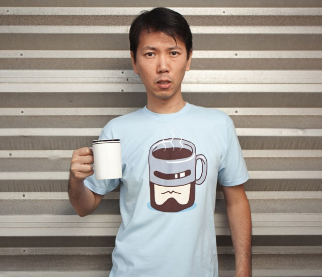 Robocup T-Shirt: Man
