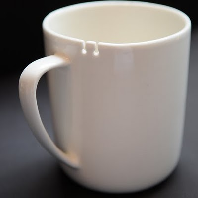 Tie Tea Cup by George Lee