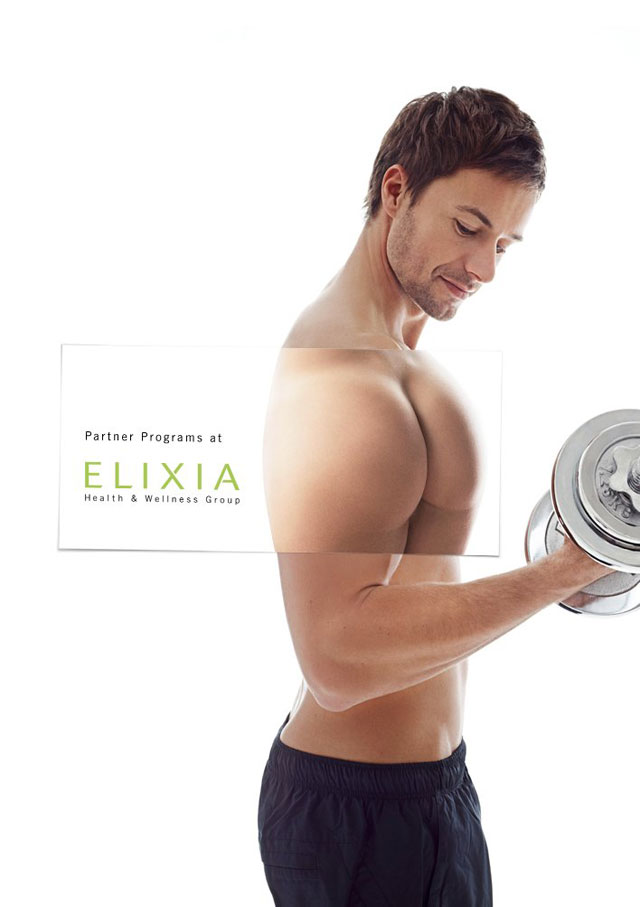 Elixia Health Club Partner Programs