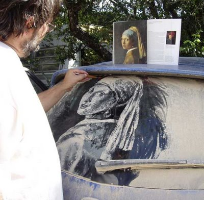 Dust Art Of Scott Wade