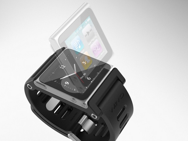 iPod Nano Wristwatch