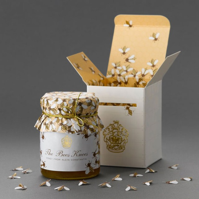 Bee Honey Package Design