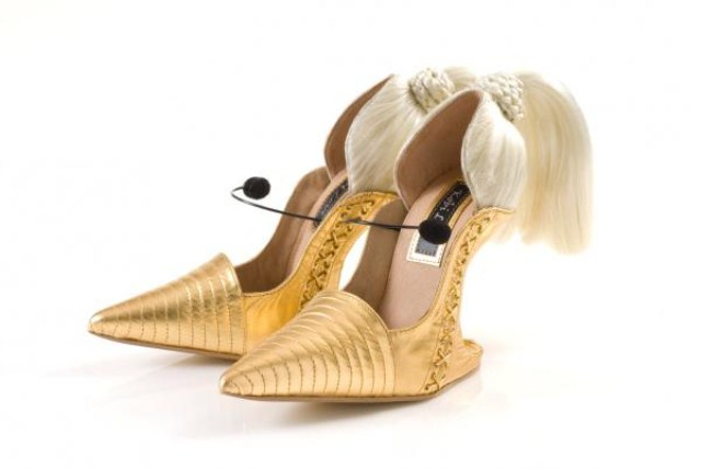 Kobi Levi Shoes Design