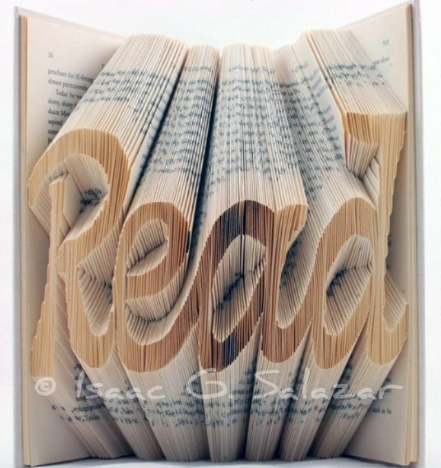 Book Art Isaac G Salazar Read