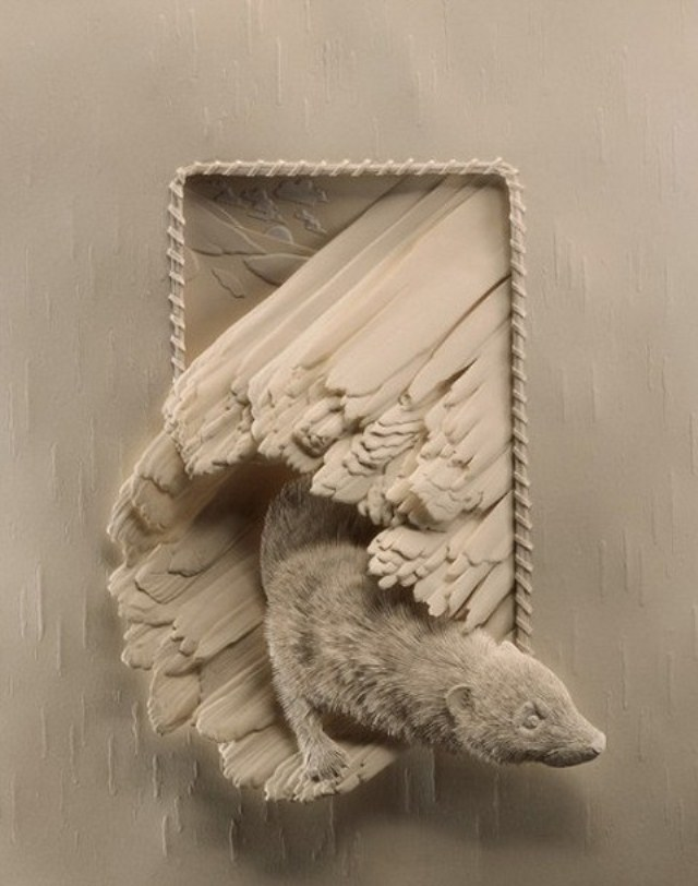 Paper Animals Calvin Niccols Polecat