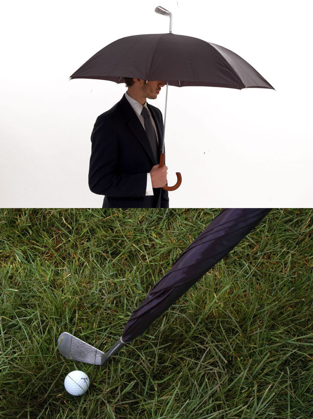 Sebastián Errazuriz. Golf Umbrella