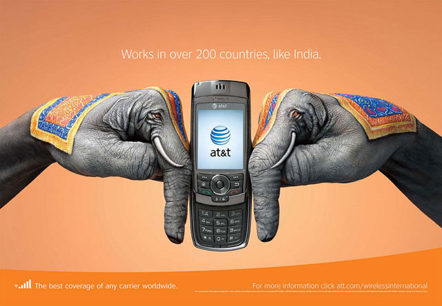 Amazing AT&T Ad Campaign